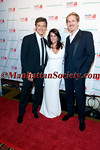 "New York –April 18: Honoree: Matthew Modine  Lisa Oz, Dr. Mehmet Oz at HEALTHCORPS' Sixth Annual Gala ""Garden of Angels"" at the Waldorf Astoria Hotel on Wednesday, April 18, 2012 in New York City PHOTO CREDIT: © 2012 Manhattan Society.com by Gregory Partanio"