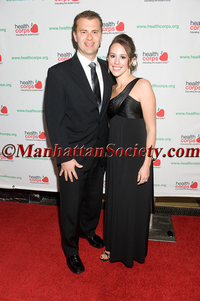 Eric Benson, Lisa Benson