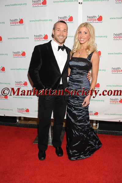 Chris Powell, Heidi Powell