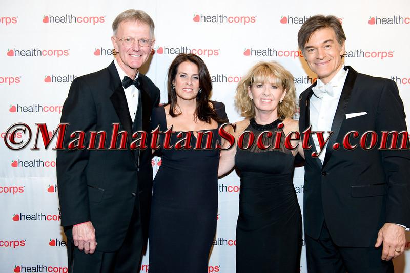 Dennis Balint, Lisa Oz, JC Balint, Dr Oz
