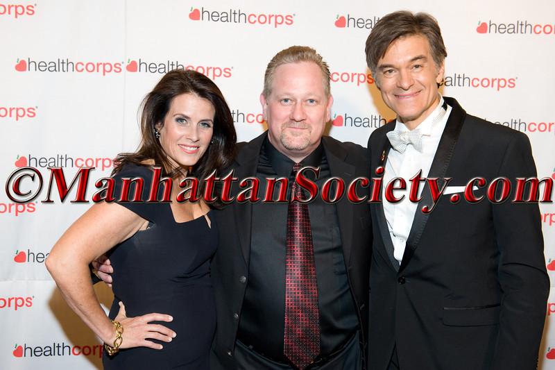 Lisa Oz, Richie Byrne, Dr  Oz