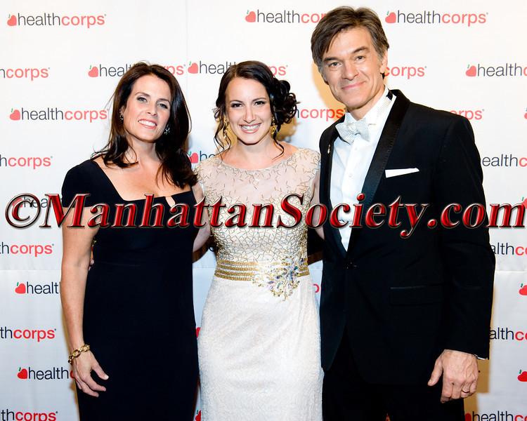 Lisa Oz, Kristina Wilson, Dr  Oz