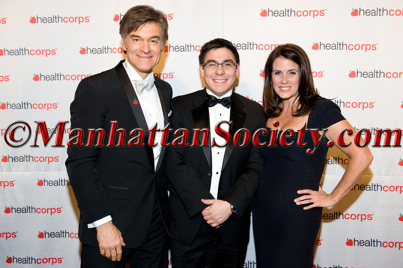 Dr  Oz, Ryan Morfin, Lisa Oz