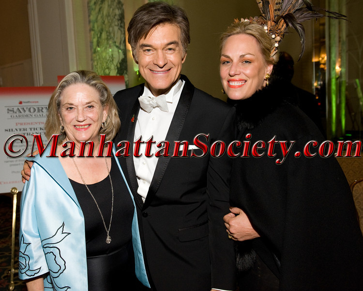 Mrs  Bouchard, Dr  Oz, Michelle Bouchard