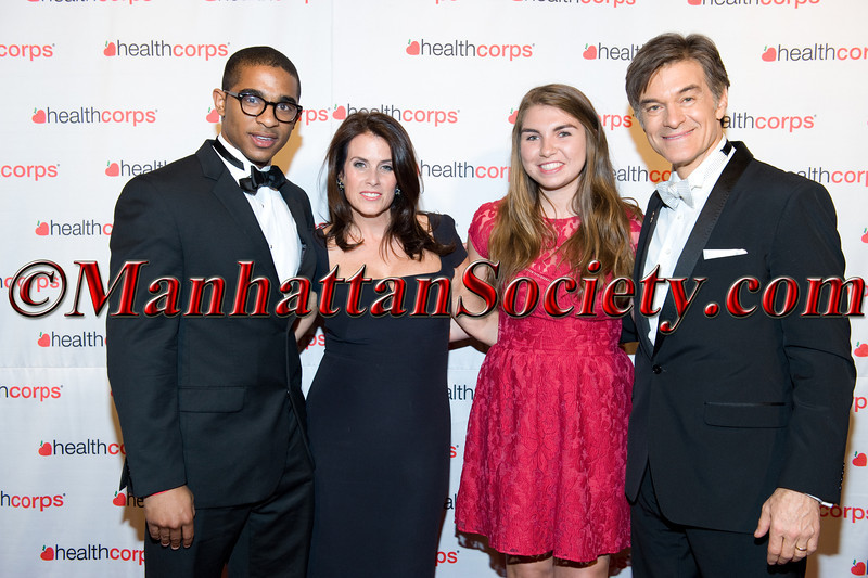 Eduardo Lima, Lisa Oz, Hilary Hamm, Dr  Oz