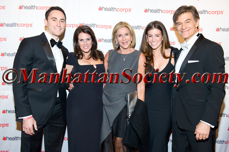 Sheila Hollo, Dr  Oz, Lisa Oz