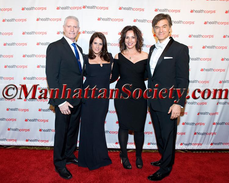 Kevin  Lawrence, Lisa Oz, Karen Lawrence, Dr  Oz