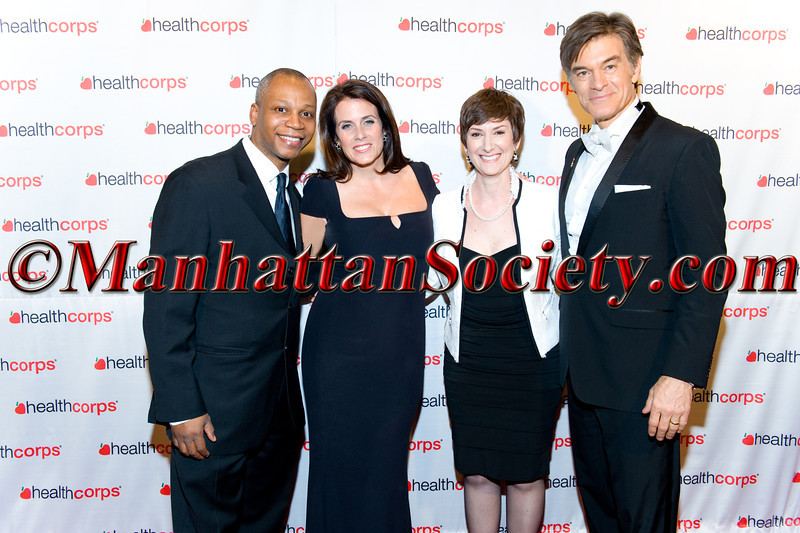 Carl Romaine, Lisa Oz, Sandy Klein, Dr  Oz