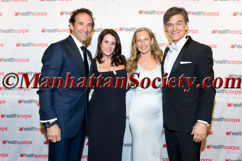 Dr  Jonathan Levine, Lisa Oz, Stacey Levine, Dr  Oz
