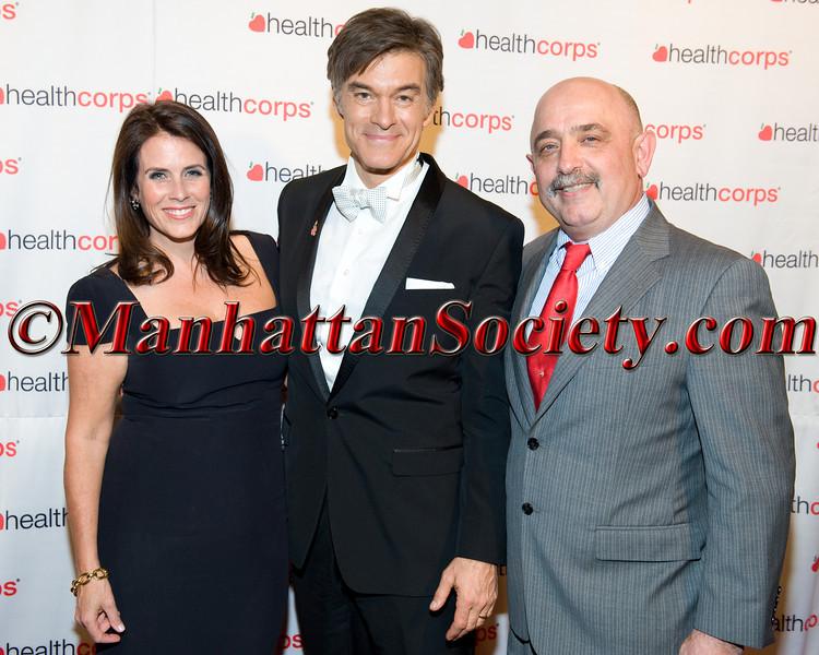 Lisa Oz, Dr  Oz, Sean Daneshvar