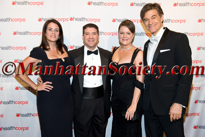 Mark Moreno, Lisa Oz, Tiffany Moreno, Dr  Oz