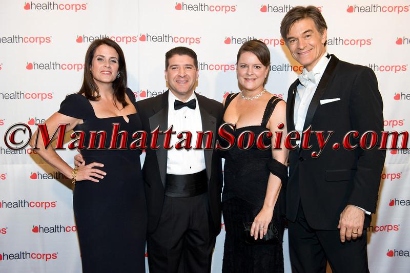 Mark Moreno, Lisa Oz, Tiffany Moreno, Dr  Oz
