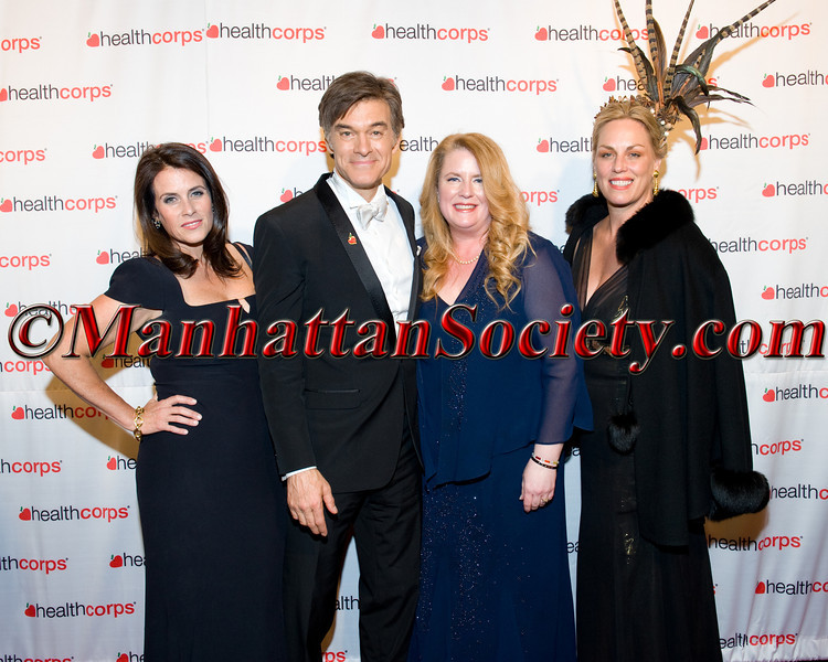 Lisa Oz, Dr  Oz, Beverly Moore, Michelle Bouchard