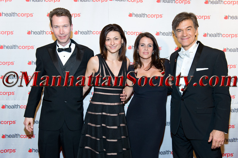 John Dryer, Mana Dryer, Lisa Oz, Dr  Oz