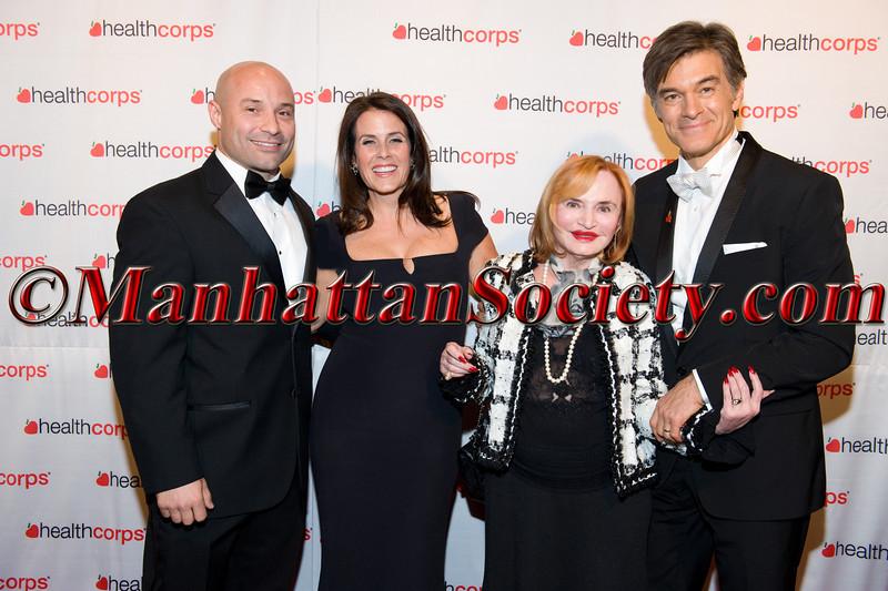 Brian Valenza, Lisa Oz, Shelley Upsher, Dr  Oz