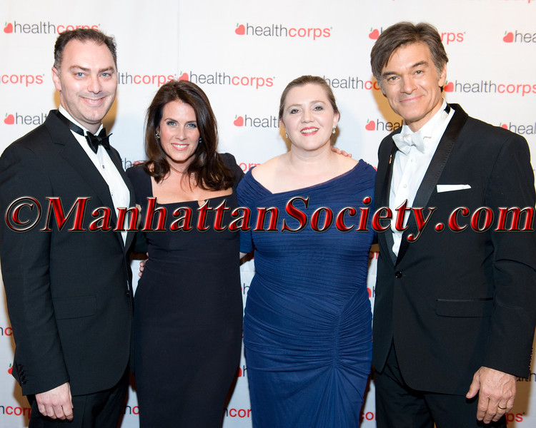 Warren Winegar, Lisa Oz, Orsola Winegar, Dr  Oz