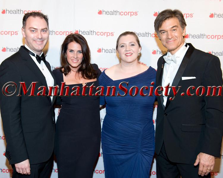 Warren Winegar, Lisa Oz, Orsola Winegar, Dr  Oz