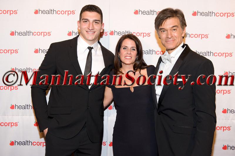 Steven Graziani, Lisa Oz, Dr  Oz