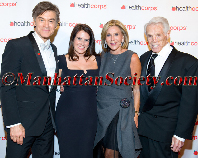 Dr  Oz, Lisa Oz, Sheila Hollo, Tibor Hollo