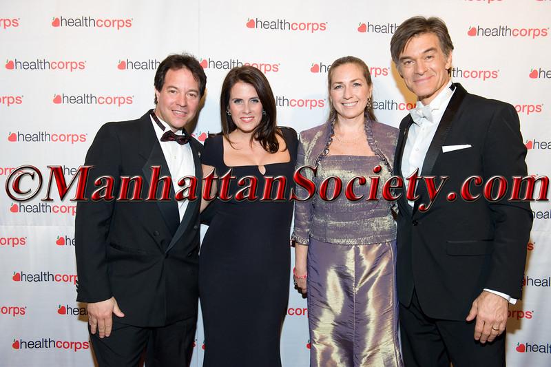 Dr  Greg F  Rubinstein, Lisa Oz, Trish Hark Rubinstein, Dr  Oz