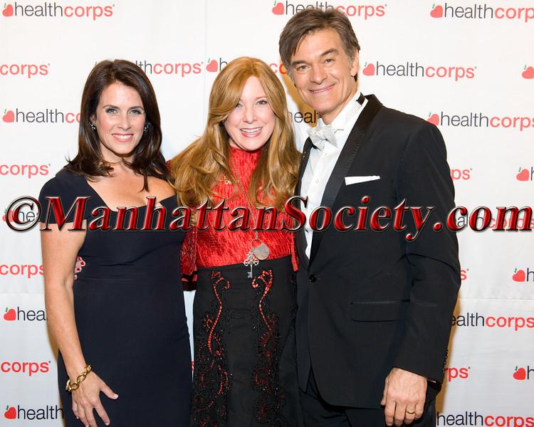Lisa Oz, Sara Anne Rothberg, Dr  Oz