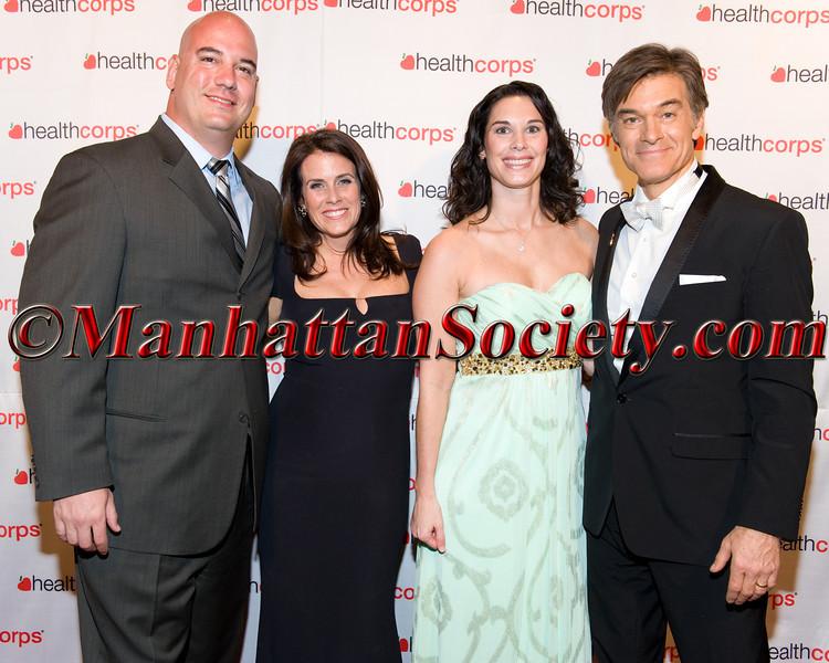 Tom Vellis, Lisa Oz, Krista Vellis, Dr  Oz