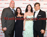 Tom Vellis, Lisa Oz, Krista Vellis, Dr  Oz