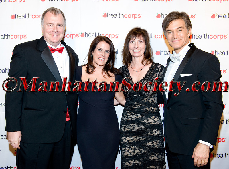 Steven Richards, Corrie Richards, Lisa Oz, Dr  Oz