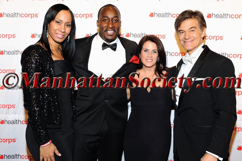 Melissa Paul, Jermaine Paul, Lisa Oz, Dr  Oz