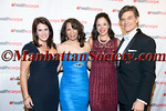 Lisa Oz, Denise Ellison, Michelle Paige Paterson, Dr  Oz
