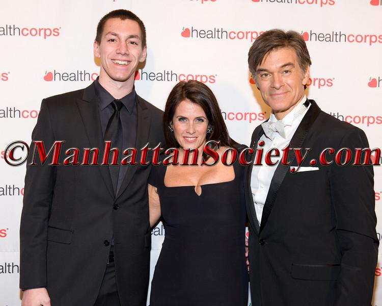 Joe Bruno, Lisa Oz, Dr  Oz