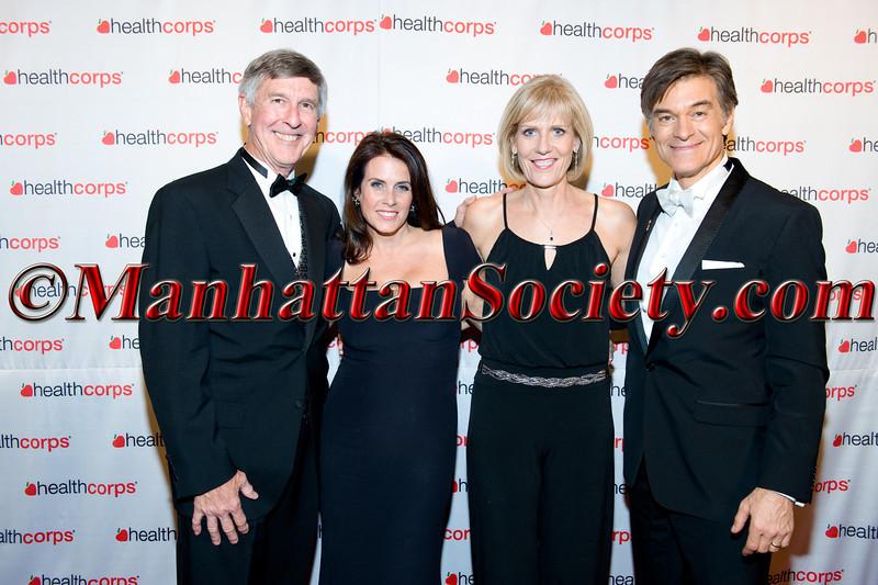 Paul Smith, Lisa Oz, Pamela Smith, Dr. Oz