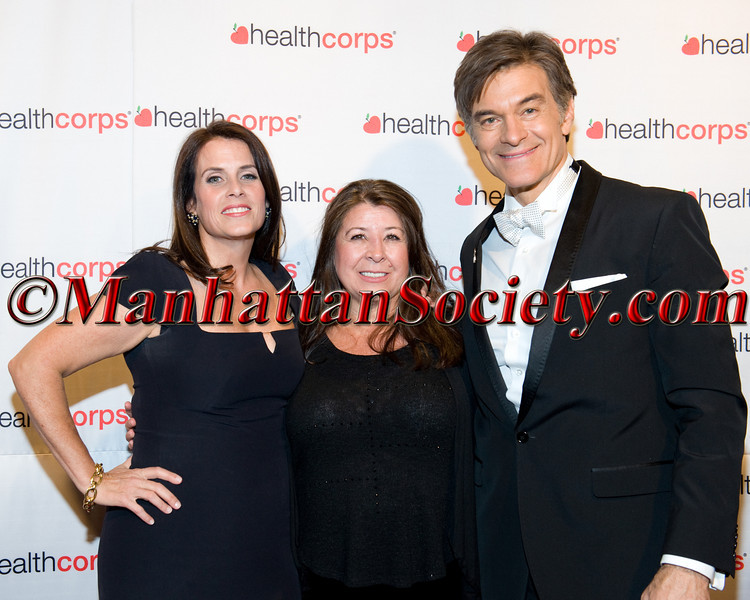 Lisa Oz, B  Kathlyn Mead (The California Endowment) Dr  Oz