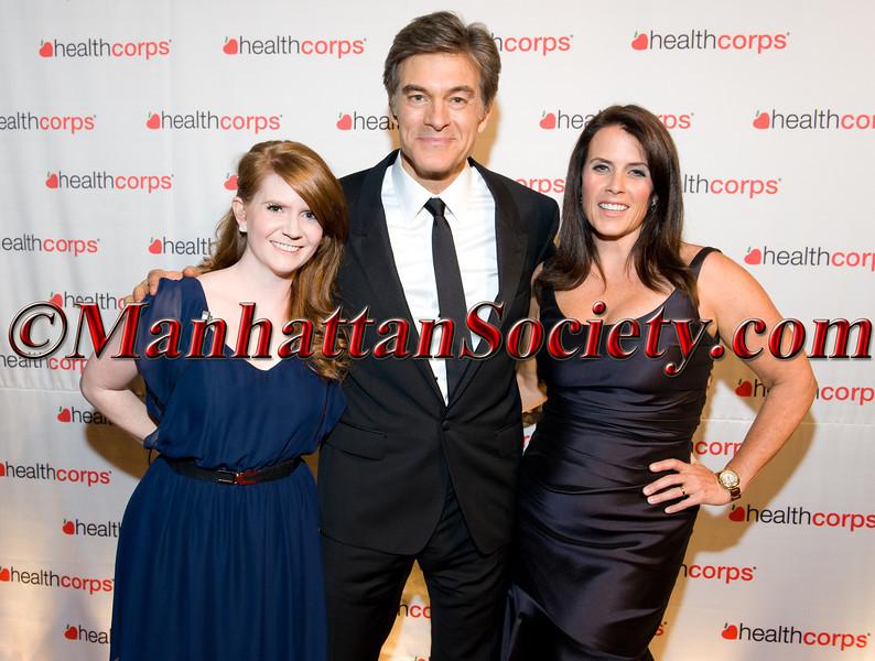 Megan Berry, Dr  Oz, Lisa Oz