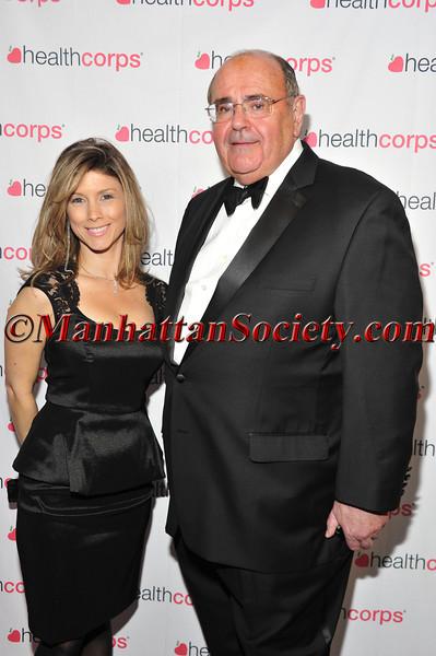 Barbi Rogonia and Jim Mead