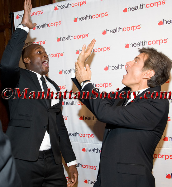 Jermaine Paul , Dr  Oz