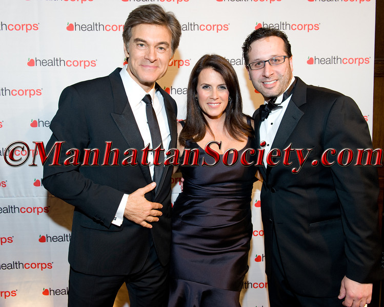 Dr  Oz, Lisa Oz,  Alex Markowits