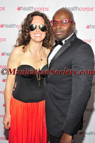Katherine Orem and Stephan Jackman