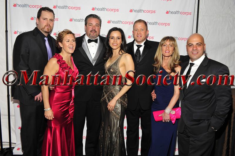 David Steinberg, Tammy Judsen, Steve Judsen, Adam Church and Liz Church