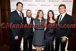 Rabbi Shmuley Boteach & Friend , Deborah Boteach, Lisa Oz, Dr  Oz