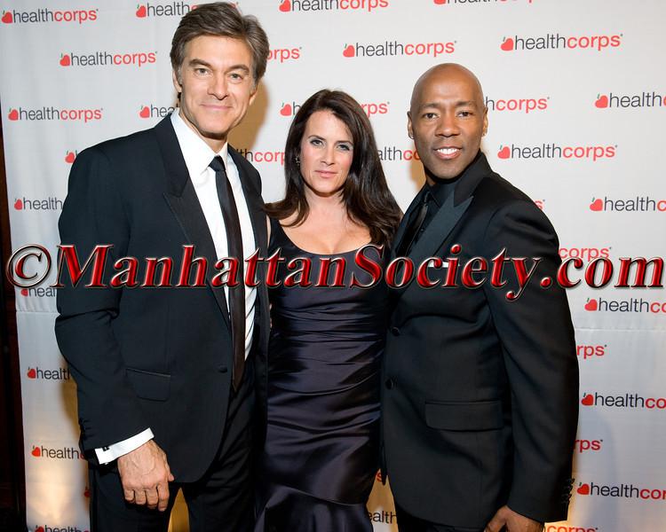 Dr  Oz, Lisa Oz, Stepp Stewart