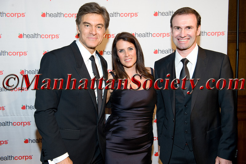 Dr  Oz, Lisa Oz, John Foss
