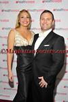 Donatella Arpaia and Dr. Alan Stewart