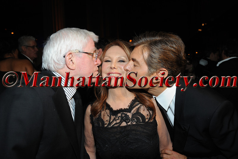 Phil Donahue, Marlo Thomas, Dr  Oz