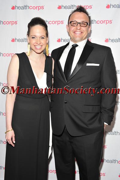 Meredith Simes and Peter Simes