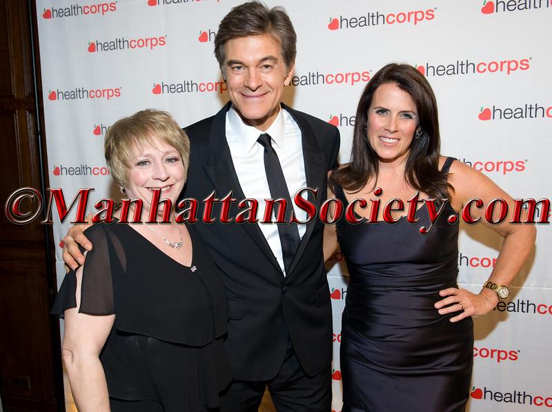 Pat Longo, Dr  Oz, Lisa Oz