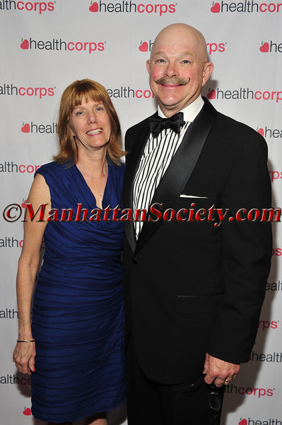 Maryann Carling and Dr. Todd Olsen