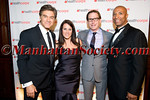 Dr  Oz, Lisa Oz, John White, David Flemister