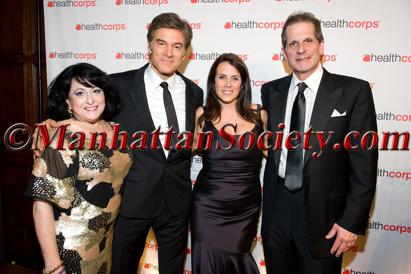 Virginia Glickman, Dr  Oz, Lisa Oz, David Glickman