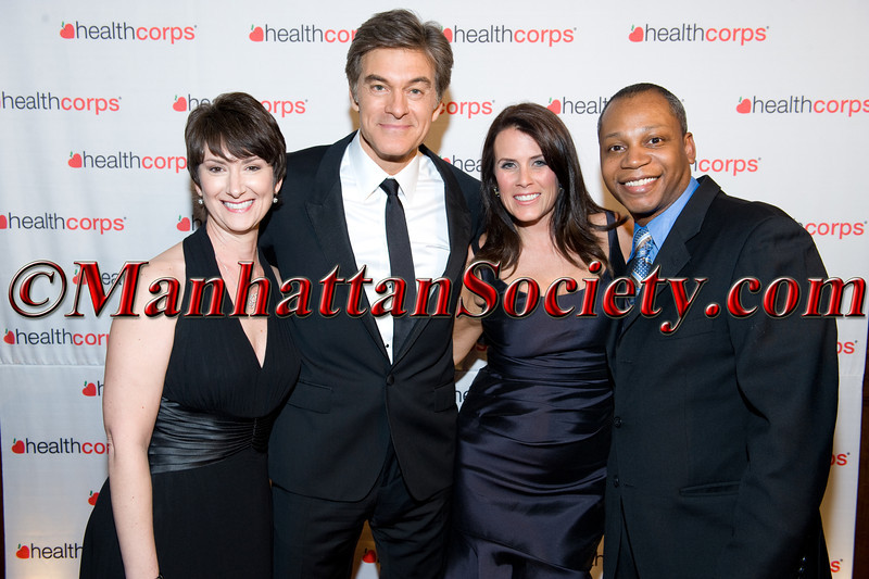 Sandy Klein, Dr  Oz, Lisa Oz, Carl Romaine